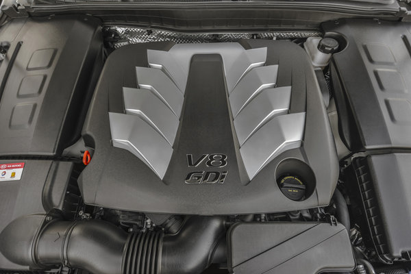 2015 Kia K900 Engine