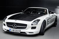 2015 Mercedes-Benz SLS AMG GT Roadster Final Edition