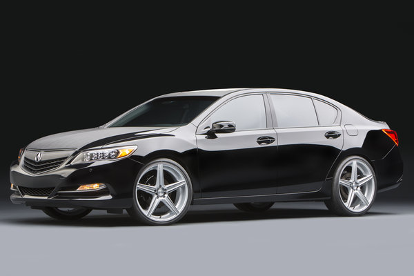 2013 Acura RLX Urban Luxury Sedan by MAD Industries