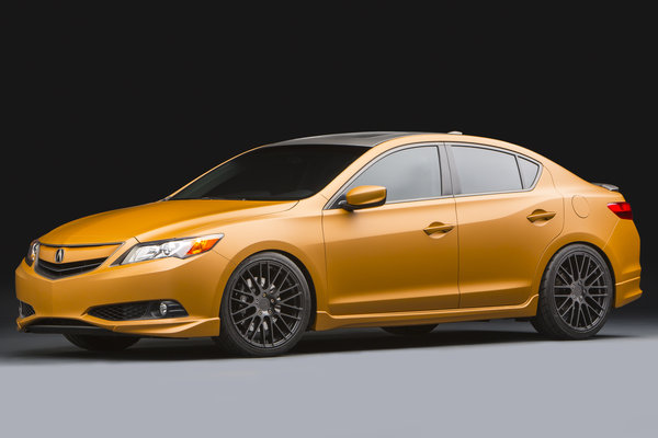 2013 Acura Street Performance ILX by MAD Industries