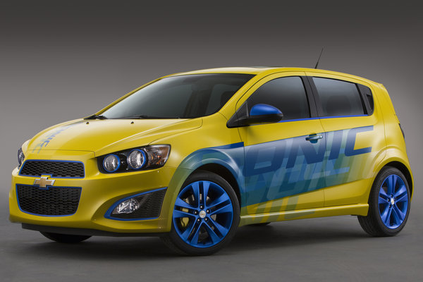 2013 Chevrolet Chevrolet Performance Sonic RS concept