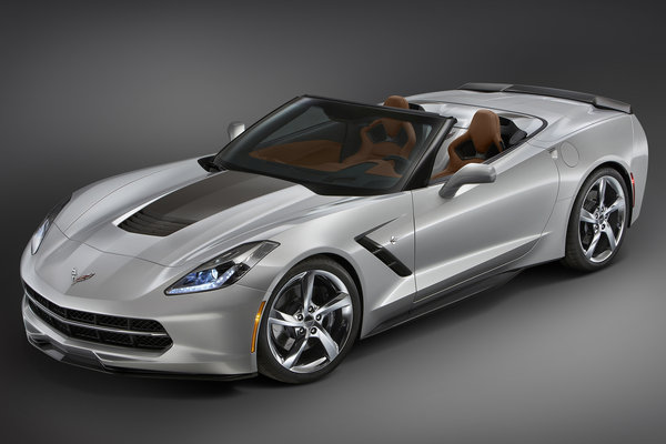2013 Chevrolet Corvette Stingray Convertible Atlantic