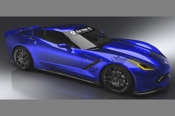2013 Chevrolet Corvette Stingray Gran Turismo