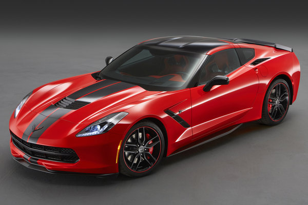 2013 Chevrolet Corvette Stingray Pacific