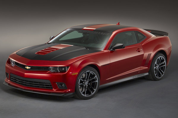 2013 Chevrolet Performance Camaro V6