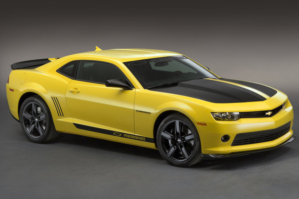2013 Chevrolet Performance Camaro V8