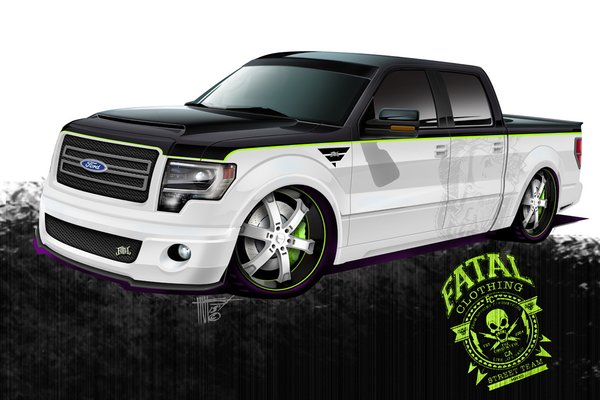 2013 Ford F-150 by Fatal Clothing
