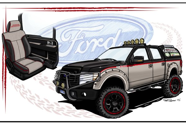 2013 Ford F-150 by JR Consulting