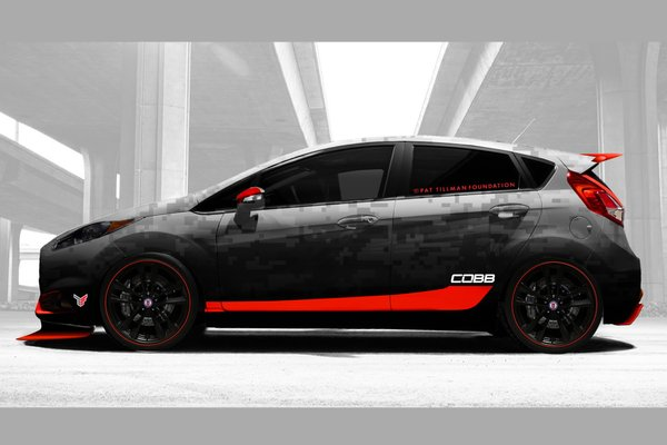 2013 Ford Fiesta ST by COBB/Foust
