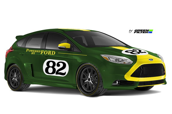 2013 Ford Focus ST by Green Filter