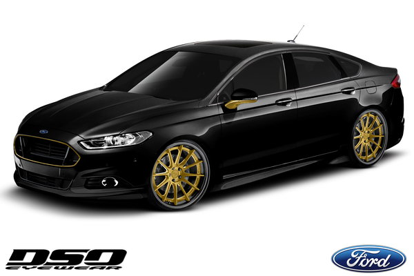 2013 Ford Fusion by DSO Eyewear