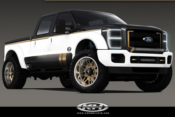 2013 Ford Super Duty by Cars by Kris