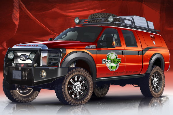 2013 Ford Super Duty by EcoTrek