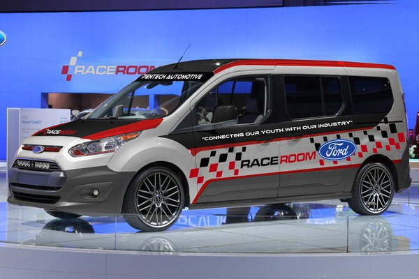 2013 Ford Transit Connect by Pentech