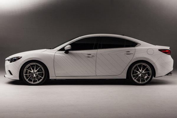 2013 Mazda Ceramic 6