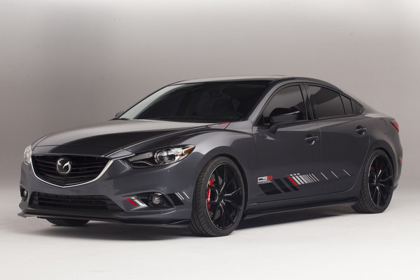 2013 Mazda Club Sport 6