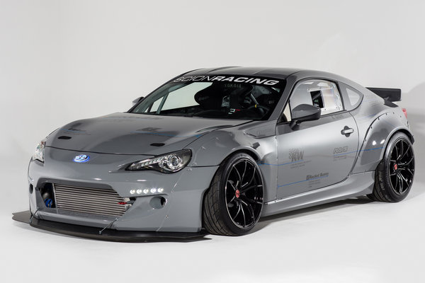 2013 Scion GReddy Performance x Scion Racing Drift FR-S