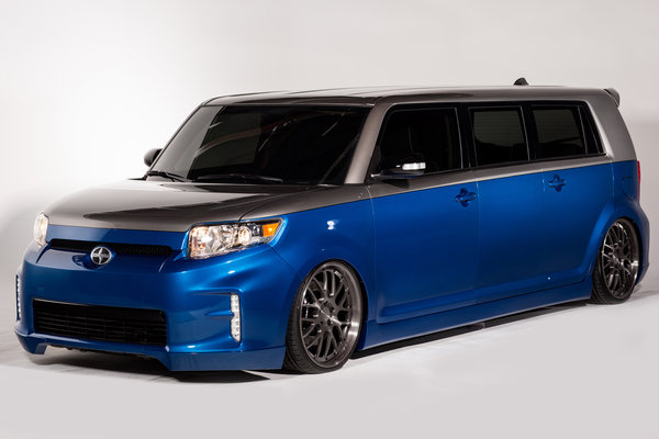 2013 Scion Strictly Business Cartel Scion xB