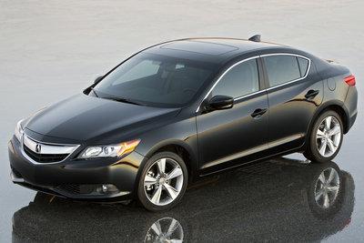 2013 Acura ILX 2.4L