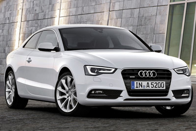 2013 Audi A5 coupe