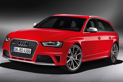 2013 Audi RS 4 Avant