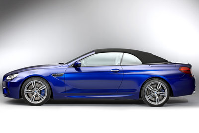 2012 BMW 6-Series M6 Convertible