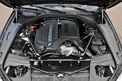 2013 BMW 6-Series Gran Coupe Engine