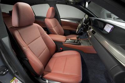 2013 Lexus GS 350 F Sport Interior