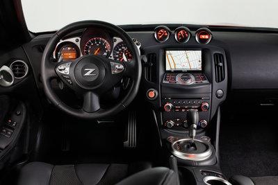 2013 Nissan 370Z Instrumentation