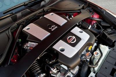 2013 Nissan 370Z Engine