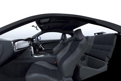 2013 Subaru BRZ Interior