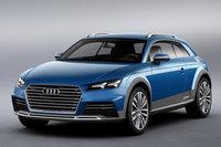 2014 Audi Allroad Shooting Brake