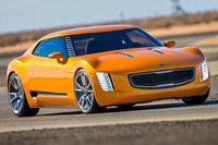 2014 Kia GT4 Stinger