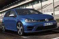 2015 Volkswagen Golf R 5d