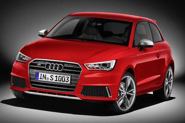 2014 Audi A1 S1
