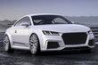 2014 Audi TT quattro sport