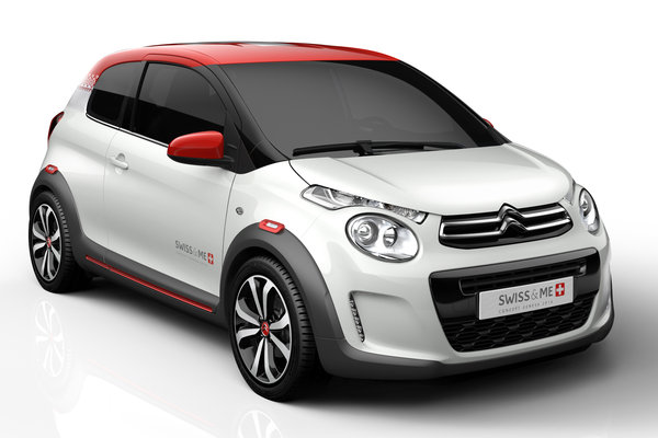 2014 Citroen C1 Swiss & Me