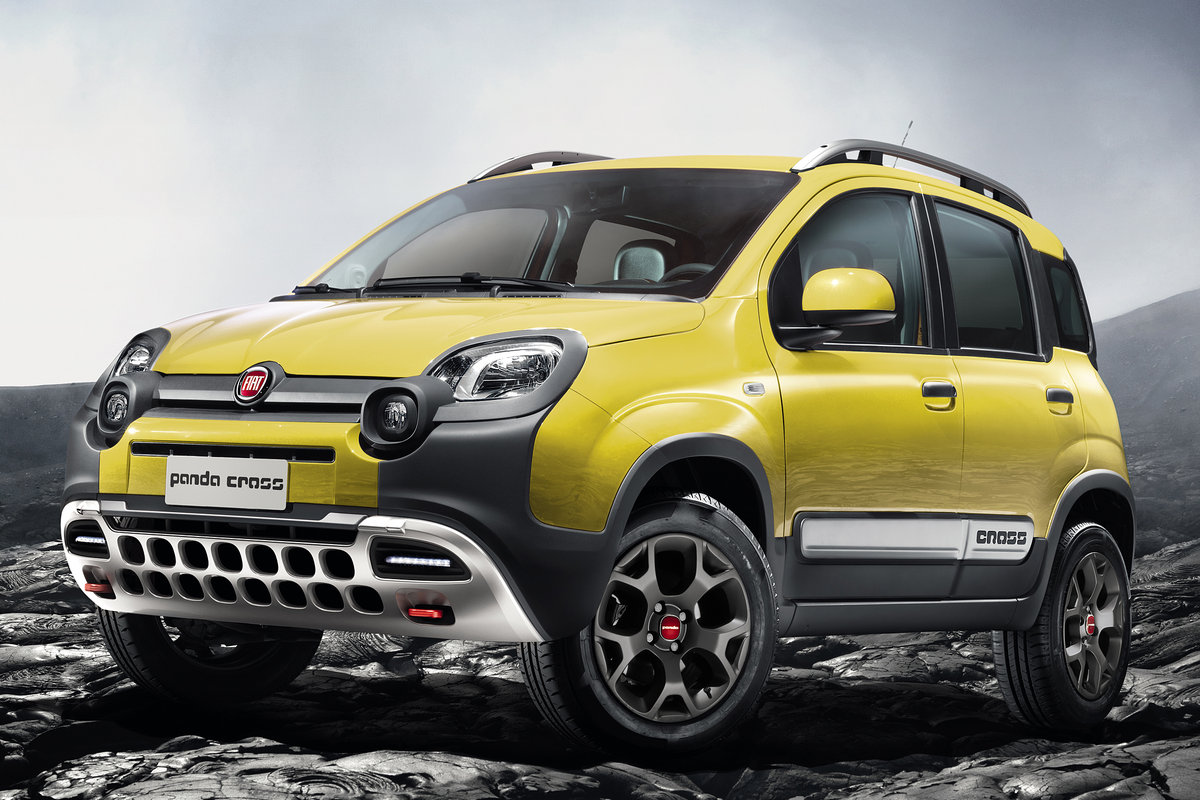 2015 fiat panda cross release date release date price and specs. Black Bedroom Furniture Sets. Home Design Ideas