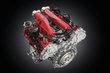 2015 Ferrari California T Engine