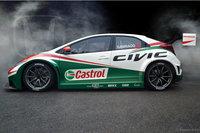 2014 Honda Civic WTCC
