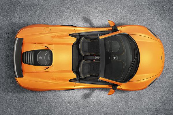 2015 McLaren 650S Spyder