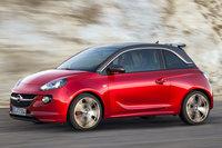 2014 Opel Adam S prototype