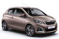 2014 Peugeot 108 3d