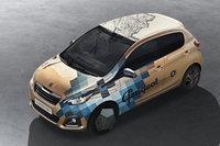 2014 Peugeot 108 Tattoo