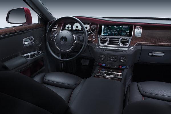 2015 Rolls-Royce Ghost Series II Interior