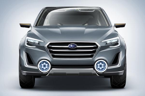 2014 Subaru Viziv 2