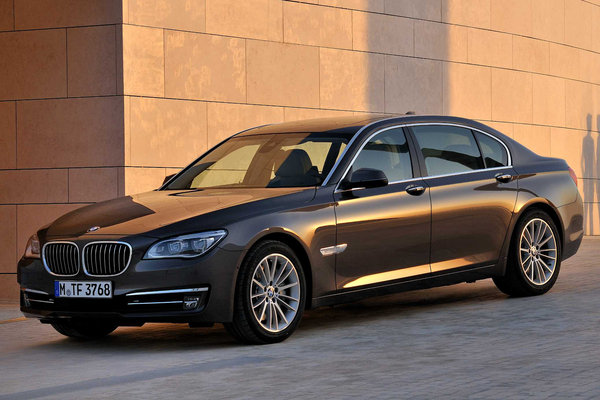 2015 BMW 7-Series 740Ld xDrive