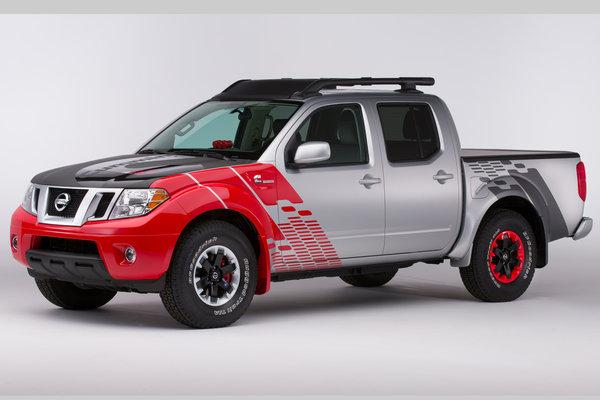 2014 Nissan Frontier Diesel Runner