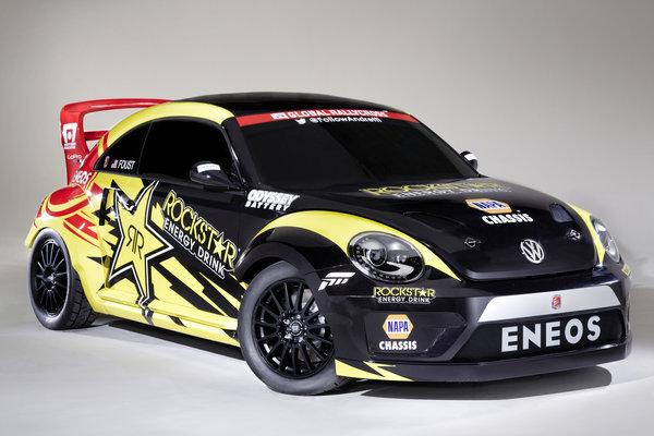 2014 Volkswagen Rallycross Beetle
