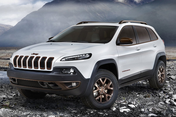 2014 Jeep Cherokee Sageland